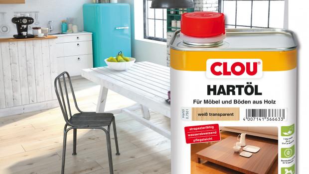 Clou Hartöl, Alfred Clouth