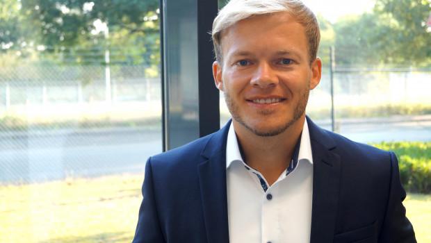 Kai Wolbeck stieg Anfang Juli in die Geschäftsführung der Kleining GmbH & Co. KG auf.