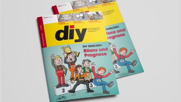 Gerangel auf dem Siegertreppchen: diy 4 bringt die ersten Zahlen der Baumarktstatistik 2020.