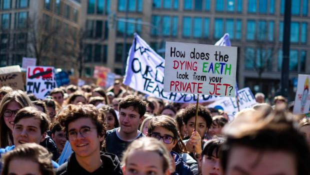 Fridays for Future ruft für diesen Freitag nicht nur zu Demonstrationen auf, sondern auch zum Klimastreik. Foto: Fridays for Future Deutschland