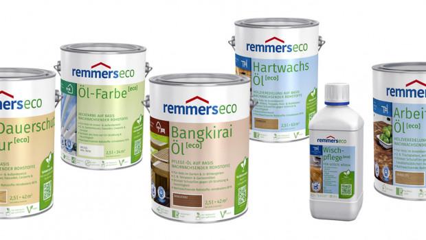 Remmers, ECO-Sortiment, Holzschutz