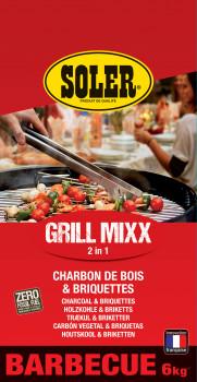 Carbonex, Grill Mixx
