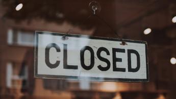 Umsatzminus von 40 Prozent im Lockdown-Monat Januar