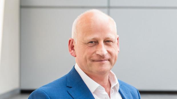 Landgard-Vorstand Blumen & Pflanzen Dirk Bader berichtet von sprunghaft gestiegener Nachfrage.