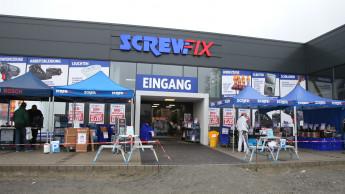 Screwfix verabschiedet sich von Deutschland