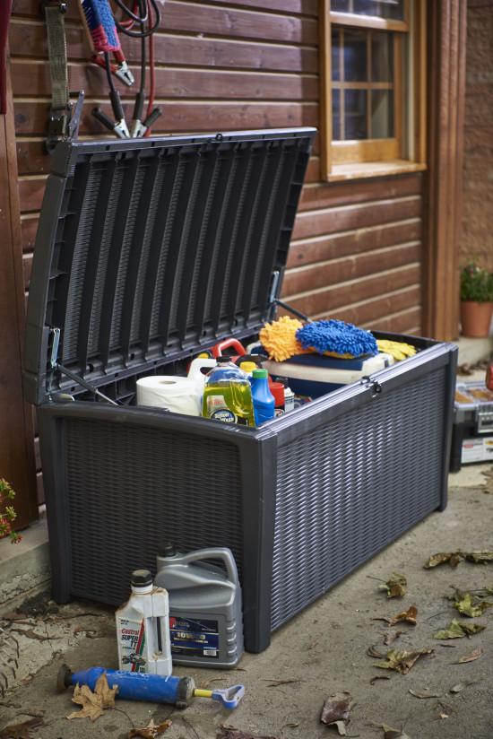 Keter, Aufbewahrungsbox, Recycling