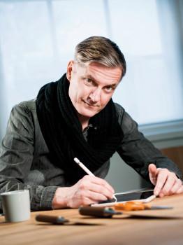 Fiskars-Chef-Designer Petteri Masalin.