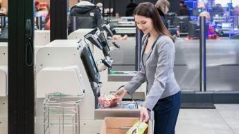 Kaum mehr Diebstahl bei Self-Checkout