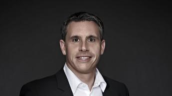 Frank Rommersbach spricht für die IVG-Fachabteilung Garten Lifestyle