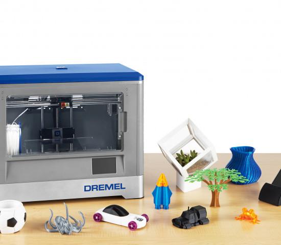 3-D-Drucker von Bosch