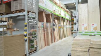 Die Baumärkte stützen in der Corona-Krise den Holzmarkt