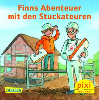 Der zweite Pixi-Band der Hagebau beschäftigt sich mit dem Gewerk der Stuckateure.