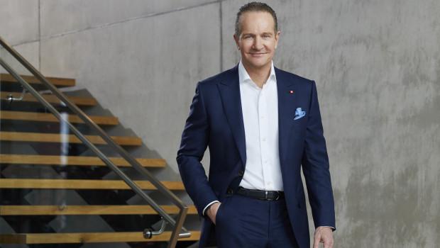 Andreas Kroiss ist Vorstandsvorsitzender der Einhell Germany AG.
