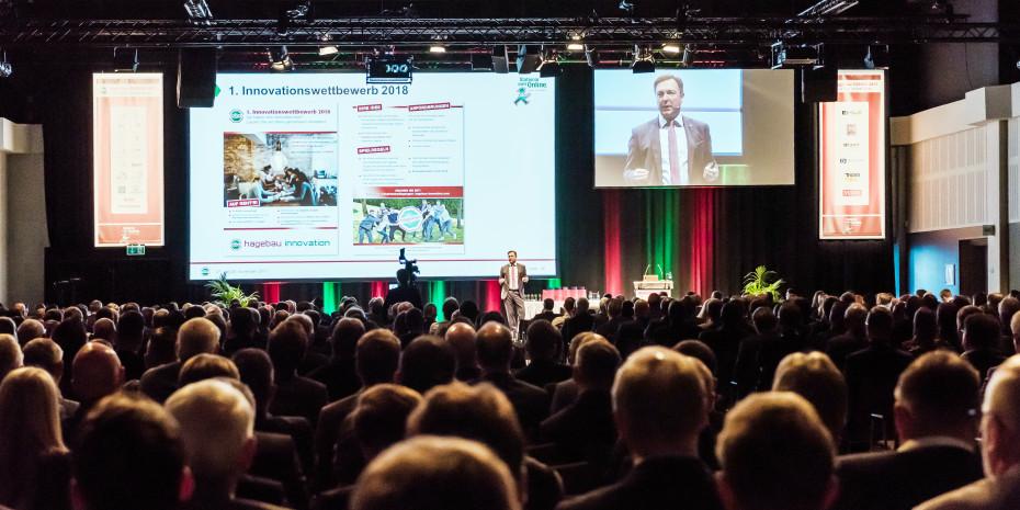 Hagebau-Forum, Eröffnung, Hartmut Goldboom, Geschäftsführer