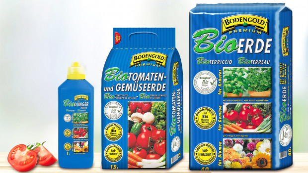Ziegler Erden, Bodengold, Premium Bio-Reihe