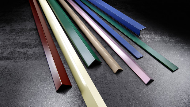 GAH-Alberts, Aluminium-Profile