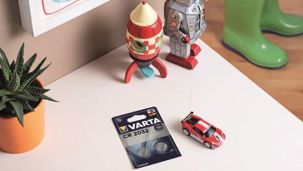 """Das Segment """"Household Batteries"""" von Varta umfasst das Batteriegeschäft für Endkunden, darunter Haushaltsbatterien, Akkus, Ladegeräte, Power Banks oder Leuchten."""