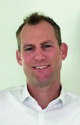 Andreas Fonken, Sales Director DACH.