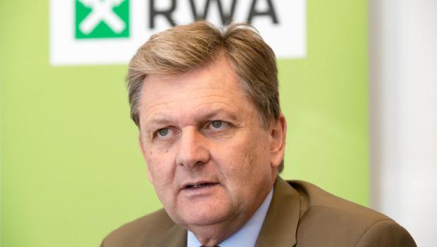 """""""Optimale Partner durch genossenschaftlichen Genetik"""": RWA-Generaldirektor Reinhard Wolf freut sich auf die Zusammenarbeit."""
