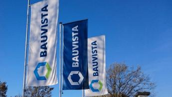 Bauvista mit neuem Zentrum für die Weiterbildung