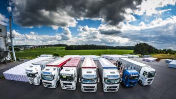 Gregor Ziegler investiert in eigene LKW und Lagerkapazitäten