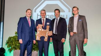 Die Hagebau verleiht ihren ersten Innovationspreis
