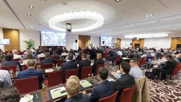 Hier trifft sich die grüne Branche: Zum IVG-Forum Gartenmarkt kamen im vergangenen Jahr rund 200 Besucher nach Berlin.