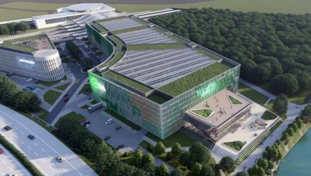 Ebenso wie der EUREF-Campus in Berlin genüge auch das neue Areal in Düsseldorf höchsten Ansprüchen in Sachen Energieeffizienz und Klimaschutz, so das Unternehmen.