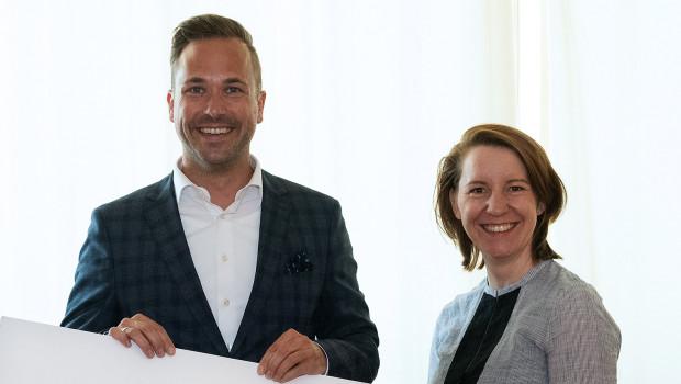 Bereits zum 1. Juni 2021 haben Julia Uherek und Philipp Ferger die Bereichsleitung Consumer Goods Fairs bei der Messe Frankfurt übernommen.
