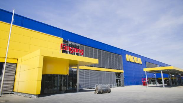 Mit Kaiserslautern gibt es jetzt 50 Mal Ikea in Deutschland.