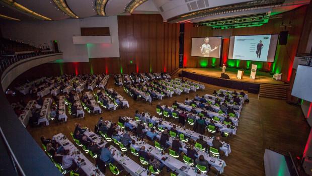 Zum diesjährigen Galabau-Kongress der Hagebau sind 400 Teilnehmer nach Ulm gekommen.