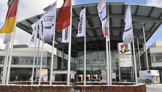 Die Messe Bau 2019 in München wird mit einer Hallenfläche von 200.000 m² so groß wie nie zuvor.