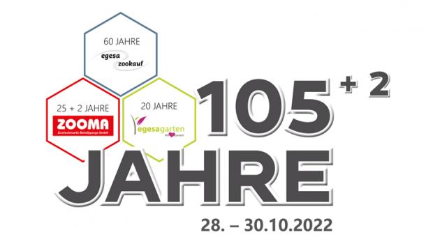 Unter diesem Logo wird das Dreifach-Jubiläum 2022 vorbereitet.
