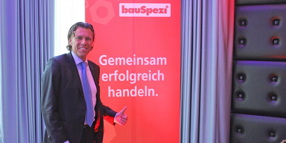 Bauspezi-Jahrestagung, Ex-Fifa-Schiedsrichter Urs Meier