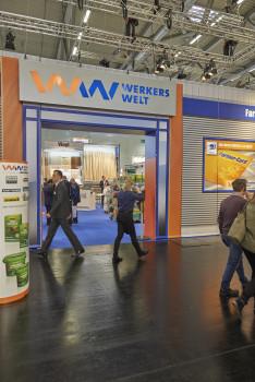 Bis zum Jahresende sollen die elf verbliebenen Kompakt-Märkte der Hagebau auf das Werkers Welt-Format umgestellt werden, verlautet es auf der Zeus-Messe in Köln.