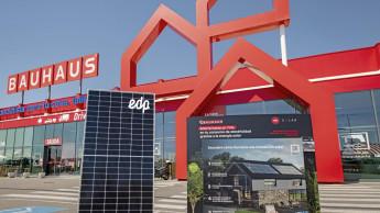 Bauhaus steigt ins Photovoltaikgeschäft ein