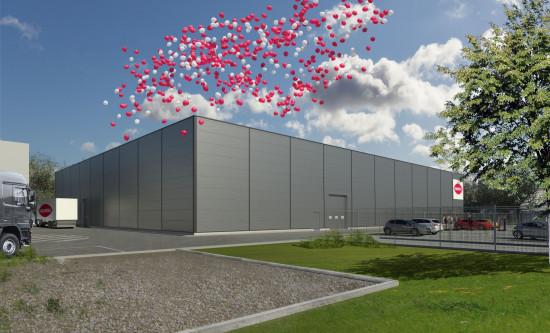 Caramba eröffnete im Dezember 2020 die Halle Nord in Duisburg. Sie bietet Platz für 2.000 Paletten in Regallagerung und 1.000 Quadratmeter für Blocklagerung.