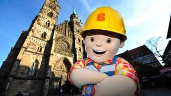 Gottseidank: Die TV-Serie Bob der Baumeister wird fortgesetzt