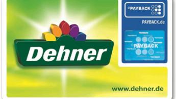 Punkte sammeln bei Dehner