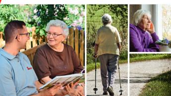 Fast die Hälfte der Älteren sind offen für technische Assistenzsysteme