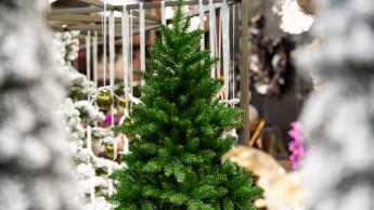 Knapp ein Prozent mehr für Weihnachts- und Festartikel