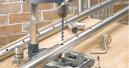 Metalllöcher ohne Ausrisse