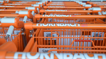 Hornbach mit 5,3 Prozent Plus, Auslandsmärkte wieder maßgebend