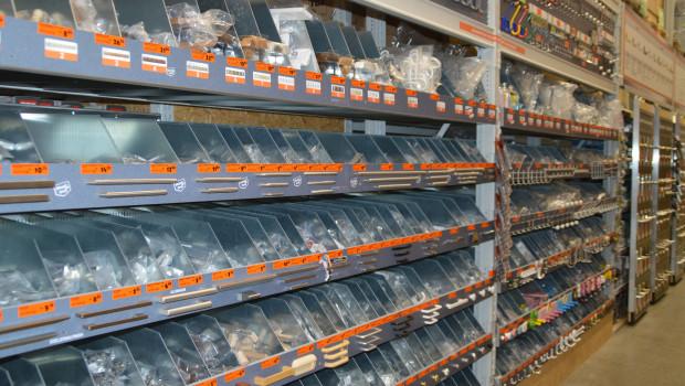Der Einzelhandel mit Metallwaren, Anstrichmitteln und Bau- und Heimwerkerbedarf hat im März ein Umsatzplus von 13,6 Prozent erzielt.