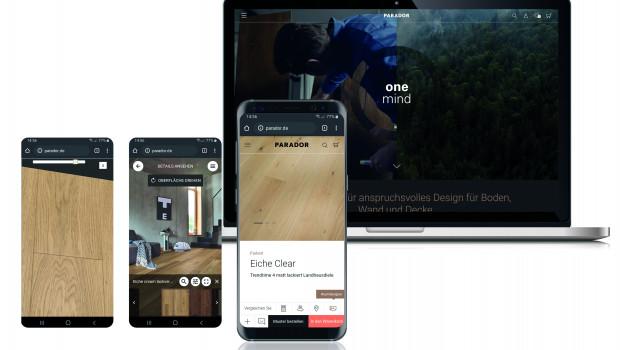 Neue Plattform von Parador verbindet stationären Handel und E-Commerce und beteiligt die Handelspartner.