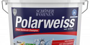 SCHÖNER WOHNEN Polarweiss Mix