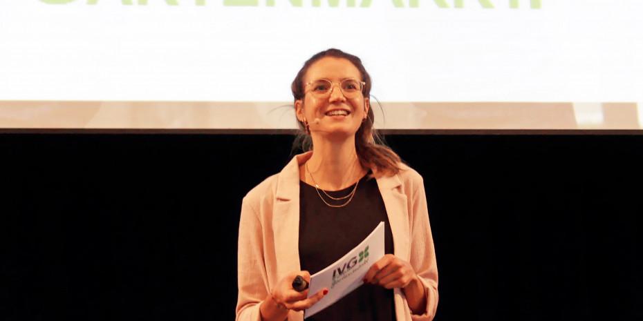 IVG-Geschäftsführerin, Anna Hackstein