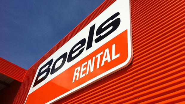 Boels ist Testsieger: Das Deutsche Institut für Service-Qualität hat sich die Gerätevermieter vorgenommen.