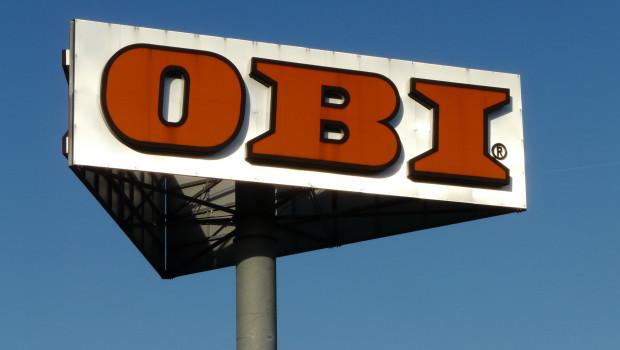 Obi erzielte mit einem Mittelwert von 2,51 diehöchste Markentreue unter den Baumärkten.