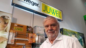 Juwel produziert und vertreibt Artweger-Wäschetrockner